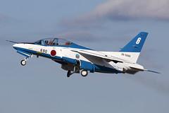 26-5690_KawasakiT-4_JapanASDF_BlueImpulse_RJNH (Tony Osborne - Rotorfocus) Tags: kawasaki t4 hamamatsu air japan selfdefense force jasdf 2018 ab dolphin blue impulse display