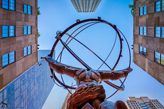 1 looking up Atlas-3 (Singing With Light) Tags: 11th 6thave a7iii centralpark may2018 mirrorless nyc singingwithlight sonya7iii architecture astorsquare manhattan photography singingwithlightphotography sony spring