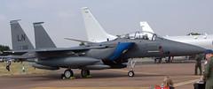 McDonnell Douglas F-15E Strike Eagle 91-0316 (707-348C) Tags: raffairford england egva mcdonnelldouglas douglas mcdonnelldouglasf15e ffd mcdonnell usairforce f15 f15e strikeeagle riat airshow airtatoo 910316 usaf fairford ln 2018 fighter