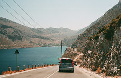 0071-0306-32 (jimbonzo079) Tags: arginonta kalymnos κάλυμνοσ dodecanese aegean greece sea seascape water car road landscape 2018 mountain canon ae1 fd 50mm f18 lens trip travel world europe analog film 35mm 135 color colour art vintage old hellas ελλάσ ελλάδα summer vacation agfa vista plus 400 canonae1 fd50mmf18 agfavistaplus400 agfavistaplus skalia