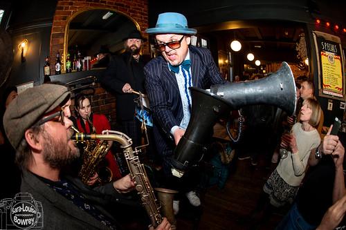 Saturday Unplugged: Savage 2nd Line Band