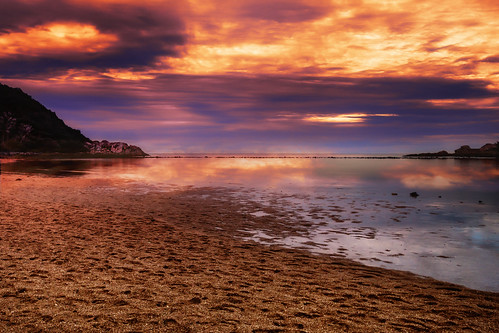 Sunset on Koh Ma - Thailand