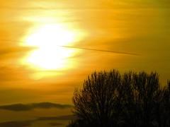 Evening Sun & Sky (Gary Chatterton 6 million Views) Tags: sunshine sun evening sky lightcloud weather nature elements flickrnature flickr explore canonpowershotsx430 photography