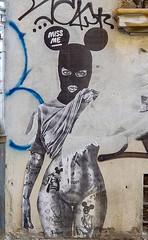 Ancora lei (tullio dainese) Tags: wall walls 2019 bologna artedistrada graffiti landscape muri muro outdoor strada strade street streetart streets