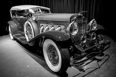 Duesenberg at the Louwman Museum (romanboed) Tags: leica m 240 summicron 28 netherlands holland hague national car museum louwman duesenberg 1935 exhibit veteran historic