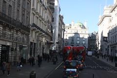 Lower Regent Street (lazy south's travels) Tags: london england english britain british uk road street scene bus tfl borismaster routemaster new building architecture traffic