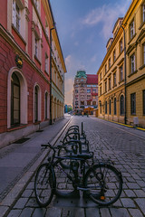 Wroclaw (Vagelis Pikoulas) Tags: wroclaw poland europe travel holidays may 2018 spring canon 6d tokina 1628mm view landscape city cityscape bike bicycles urban street colors colours
