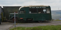 (Sam Tait) Tags: old vintage austin morris bedford bus truck meal town meals wheels cob burger van classic retro green