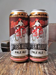 After Hours Pale Ale (knightbefore_99) Tags: cerveza beer pivo malt hops craft tasty drink local bc pale ale old fashioned redracer afterhours spice art
