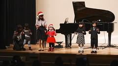 SAKURAKO and SAKIKO - Christmas Piano Recital 2018 (2) (MIKI Yoshihito. (#mikiyoshihito)) Tags: christmas piano recital 2018 christmaspianorecital2018 christmaspianorecital ピアノ発表会 ピアノ クリスマスコンサート クリスマス コンサート sakiko 咲子 さきこ サキコ daughter 次女 2歳11ヶ月 secondeldestsister second eldest sister sakurako 櫻子 さくらこ 娘 サクラコ 長女 10歳2ヶ月 eldestdaughter