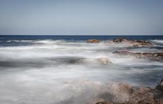 Bañaderos, Gran Canaria (Nº1) (Miguel Mora Hdez.) Tags: mar sea landscape seascape grancanaria canarias isla agua azul olas