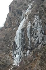 Cascade de glace (CHRISTOPHE CHAMPAGNE) Tags: 2019 cascade glace route col lautaret france iére 30 d1091