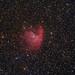 Pacman, NGC281