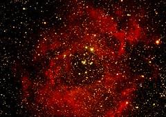 Rosette Nebula (Ggreybeard) Tags: monoceros rosettenebula caldwell50 caldwell49 ngc2237 ngc2238 ngc2239 ngc 2244 ngc2246 skywatcher zwo