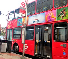 London General WVL361 on route 154 Morden 17/02/19. (Ledlon89) Tags: bus buses transport london morden surrey londonbus londonbuses goaheadlondon abellio qualityline mordenstation tfl transportforlondon londongeneral