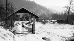 Road to Old Water Mill (superhic) Tags: winter snow water mill bosnia bosna zima sneg vodenica