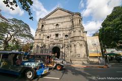 Malate Church (takashi_matsumura) Tags: malate church manila philippines ngc nikon d5300 architecture afp dx nikkor 1020mm f4556g vr