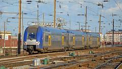 Z 24647/48 (374), Amiens - 05/03/2014 (Thierry Martel) Tags: z24500 amiens automotrice sncf