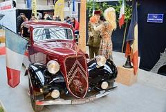 DSC_4503 (azu250) Tags: oldtimerbeurs reims 32 salon champnois belles champenoises 32eme 2019 voitures collection oldtimer car citroen 7c