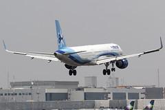 Interjet Airbus A320-200 XA-AJB MMMX 07APR19 (FelipeGR90) Tags: abcaerolineas aicm ciudaddemexico mexicocity 4o a321 a321200 aij airbus cdmx interjet mex mexico mmmx xaajb