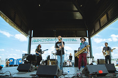 French Quarter Fest 2019 - Lil Glenn