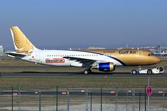 Gulf Air  Airbus A320-214 A9C-AQ (widebodies) Tags: frankfurt main fra eddf widebody widebodies plane aircraft flughafen airport flugzeug flugzeugbilder gulf air airbus a320214 a9caq