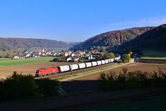 """1116 104 """"ÖBB"""" Breitenfurt (Matthias Greinwald) Tags: 1116 104 öbb österreichische bundesbahn güterzug zug captrain breitenfurt altmühltal"""