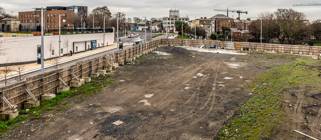 LIMITED ACCESS TO THE GRANGEGORMAN CAMPUS EAST-WEST CYCLE PATH [GRANGEGORMAN STATION AND LUAS TRAM STOP]-147394