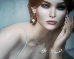 Caroline (VeraCruza) Tags: ysoral secondlife lelutka deetalez jewelry earring necklace bracelet bento ascendant