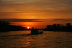 MS PEALKO (Lutz Blohm) Tags: mspealko schüttgutfrachter rhein rheinschifffahrt sonnenaufgang sunrise fluskilometer400 speyer sonyfe24105mmf4goss sonyalpha7aiii rheinzuberg