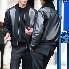 Found-New-Fashion-Trends-of-Leather-Outfit-Wear (devilsondotcom) Tags: fashion jackets mens wear cool stylish leather motorcycle biker motogp