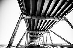 20,000 Roads (Thomas Hawk) Tags: america california marin marincounty northbay richmondsanrafaelbridge usa unitedstates unitedstatesofamerica bridge bw fav10 fav25