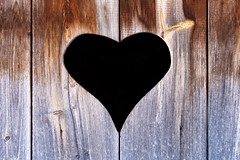 ♥ (Walter Quirtmair) Tags: ifttt 500px heart wood symbol love black quirtmair texture rustic rural vintage
