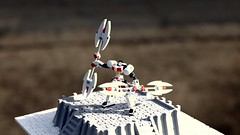 LEGO Mech Tutorial - SimpleKnight Unit (ControlAltBrick) Tags: lego mech knight tutorial instructions guide mecha robot build moc mecabricks blender eevee controlaltbrick ctrlaltbrick gundam gunpla