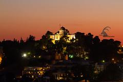 Nationales Observatorium (Fhyrst) Tags: athen greek griechenland langzeitbelichtung canon atina attika