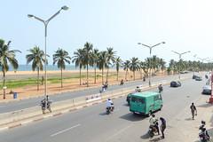 The Lome beach