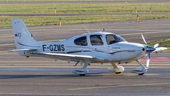 Cirrus SR22 F-GZMS Kanawata SARL (William Musculus) Tags: plane spotting aviation airplane william musculus cirrus sr22 fgzms kanawata sarl strasbourg entzheim lfst sxb
