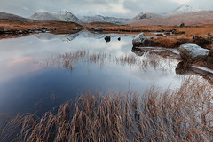 Formation (David Ball Landscape Photography) Tags: glencoe rannochmoor scotland landscape landscapephotography photography outdoors water winter sky storm sunrise canon clouds nature frost ice moody mountains snow