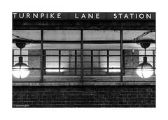 Turnpike Deco © (wpnewington) Tags: deco modernism architecture london mesh lights tube 1930s