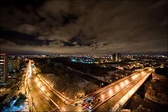 etobicoke_night_wide_02_8779757910_o (wvs) Tags: cityscape long longexposure night toronto ontario canada can