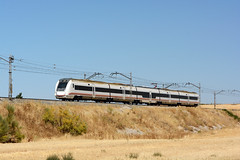 RENFE 449 MD (Nelso M. Silva) Tags: renfe md media distancia medina emu tren comboio automotora