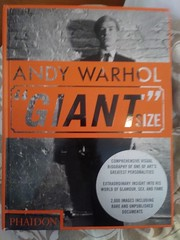 If you are an Andy fan you have to get this..600+ pages of photos (bballchico) Tags: andywarhol book phaidon pictures photographs beersbookstoresacramento