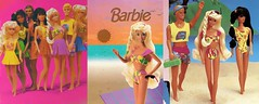 1990 Barbie Hawaiian Fun (Barbie Collectors Guide '90s) Tags: barbie 90s 1990 1990s hawaiian fun kira marina christie jazzie ken steven skipper