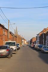 Rue de Petit-Wasmes (Brian Aslak) Tags: wasmes colfontaine hainaut henegouwen wallonie wallonia belgique belgië belgium europe street ruedepetitwasmes petitwasmes town