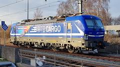 Siemens Vectron MS - Rurtalbahn Cargo (RTB) number 193 791 / 91 80 6193 791-1 (sirgunho) Tags: siemens vectron ms rurtalbahn cargo rtb number 193 191 91 80 6193 7911 trains train locomotive engine railways the netherlands holland amsterdam westhaven railway