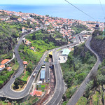 Roads in Funchal. Madeira thumbnail
