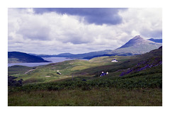 * (Daniel Espinoza) Tags: agfa400 nikonfe scotland farmhouse film onlyfilm 35mmfilm filmphotography analogphotography analogica analogmagazine danielespinoza landscape landschaft paisaje minimalist minimal