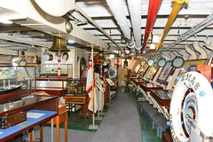 800_7692 (Lox Pix) Tags: shells heritage museum ship navy australia melbourne victoria destroyer williamstown guns ran memorabilia warship portholes hmascastlemaine loxpix loxwerx l0xpix