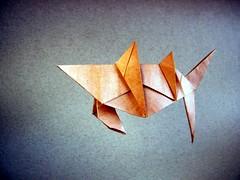 Shark - Damian Malicki (Rui.Roda) Tags: origami papiroflexia papierfalten tubarão tiburón requin shark damian malicki