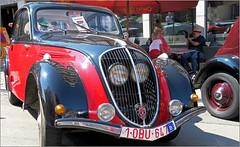 Peugeot 202, Rétrofolies 2018 de Spa, Belgium (claude lina) Tags: claudelina belgium belgique belgië spa rétrofolies rétrofolies2018spa auto voiture car véhicule oldcar vieillevoiture peugeot202 peugeot 202